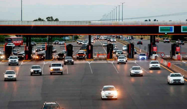 Rige el aumento en los peajes de panamericana y acceso for Benetton quedara autopista panamericana acceso oeste